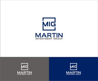 #113 cho Design a Logo for Martin Investment Group bởi RPDonthemove