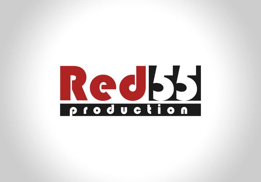 Bài tham dự cuộc thi #                                        7                                      cho                                         Logo for Red55 Production