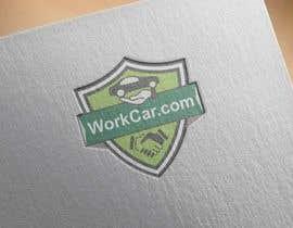 #145 untuk Design a Logo for WorkCar oleh bv77