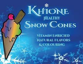 i3creators tarafından Khione Snow Cones Banner için no 47