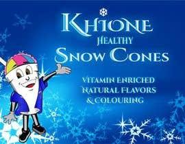 i3creators tarafından Khione Snow Cones Banner için no 49