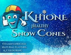 rasithagamage tarafından Khione Snow Cones Banner için no 51