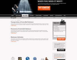 #32 cho Website Design for Bad Boy Defenders bởi CreativeDezigner