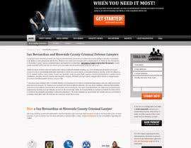 #31 cho Website Design for Bad Boy Defenders bởi CreativeDezigner