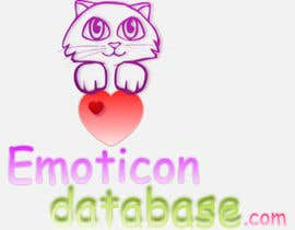 nº 6 pour Design a Logo for EmoticonDatabase par aishwaryapawar