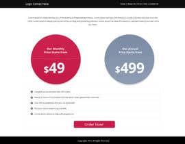 #4 cho Design a Website Mockup for pricing page bởi Lakshmipriyaom