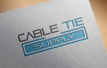 #106 for Design a Logo for Cable Tie Supply af nashib98