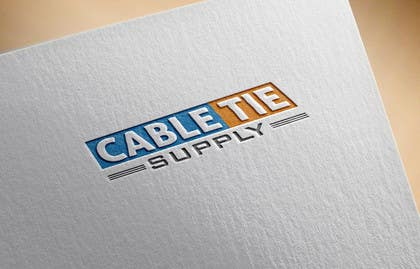 #145 for Design a Logo for Cable Tie Supply af rk987140