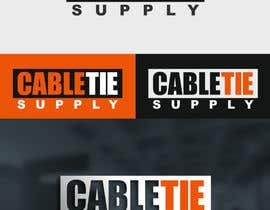 #137 for Design a Logo for Cable Tie Supply by anibaf11