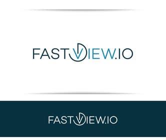 #128 untuk Design a Logo for Fastview.io oleh SergiuDorin