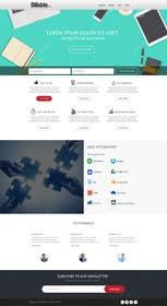 #12 untuk Design 2 pages for website billable oleh kreativeminds