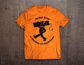 #22 cho Design a T-Shirt for Solar Company bởi Josesaurio88