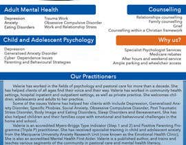 #13 untuk Design a Flyer for Psychology service oleh BrunaMosquera