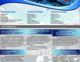 #30 untuk Design a Flyer for Psychology service oleh sandszenithd