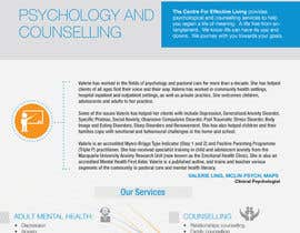 #10 for Design a Flyer for Psychology service af silvi86