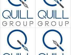 #42 for Design a Logo for Quill Group af BlajTeodorMarius