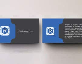 #52 untuk Design some Business Cards for App oleh Tunal