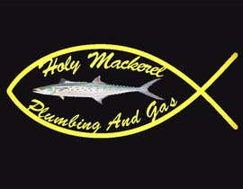 #12 cho Design a Logo for Holy Mackerel Plumbing And Gas bởi mediadesigners