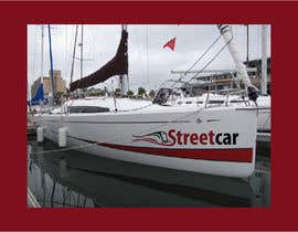 nº 41 pour Design a Logo for Streetcar - 32 foot racing yacht par alfonself2012
