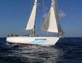 nº 10 pour Design a Logo for Streetcar - 32 foot racing yacht par s22productions
