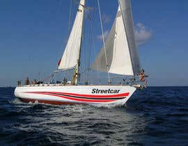 #23 for Design a Logo for Streetcar - 32 foot racing yacht af s22productions