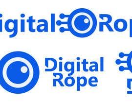 Oteo tarafından Design a Logo for Digital Rope için no 3