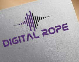 #35 for Design a Logo for Digital Rope af anhvacoi