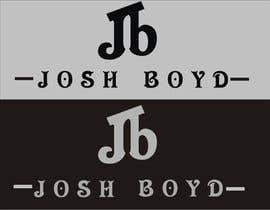 #73 for Design a Logo for Josh Boyd af asela897