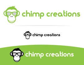 #24 cho Design a Logo for Chimp Creations bởi smelena95