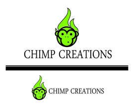 #55 for Design a Logo for Chimp Creations af saif95