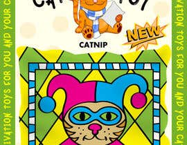 #7 cho Design a Brochure or flyer for cat toys to hang bởi andrewiskarous