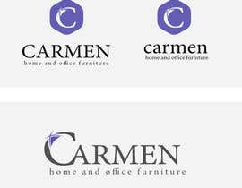 #161 for Redesign a Logo for furniture website - Carmen by pironkova