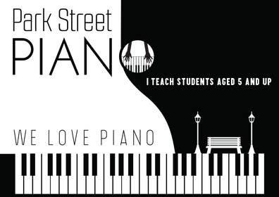 #60 untuk Design a Logo for a Piano Teacher oleh fisekovic