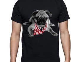 #9 for Design a T-Shirt for PUG Lovers by marijakalina