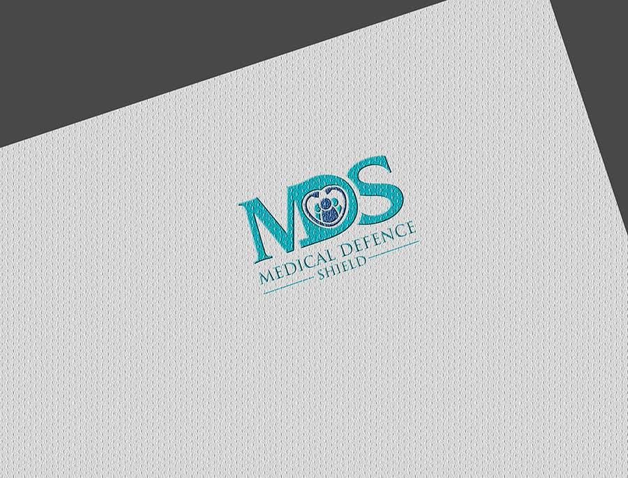 Inscrição nº                                         116                                      do Concurso para                                         Design a new Flat Logo for Medical Defence organisation