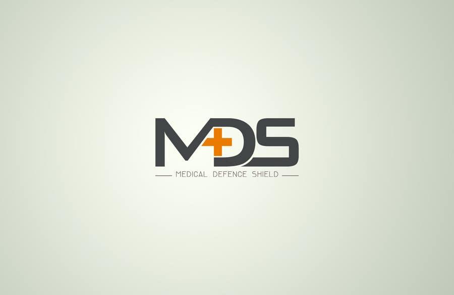 Inscrição nº                                         106                                      do Concurso para                                         Design a new Flat Logo for Medical Defence organisation