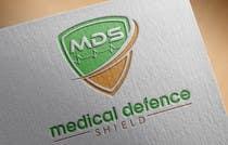 Graphic Design Inscrição do Concurso Nº78 para Design a new Flat Logo for Medical Defence organisation
