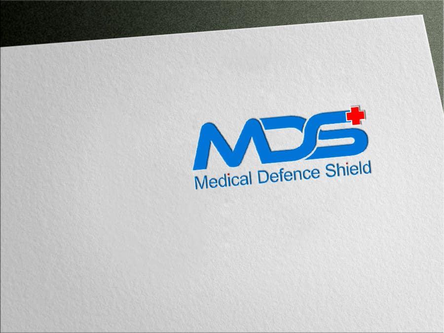 Inscrição nº                                         173                                      do Concurso para                                         Design a new Flat Logo for Medical Defence organisation