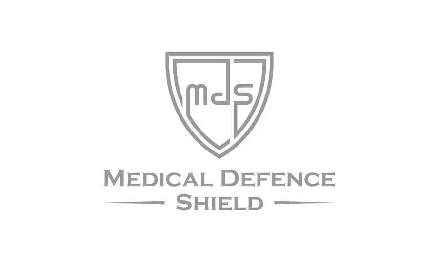 Inscrição nº                                         186                                      do Concurso para                                         Design a new Flat Logo for Medical Defence organisation