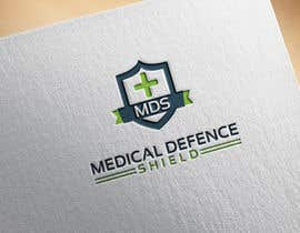 #134 untuk Design a new Flat Logo for Medical Defence organisation oleh allrounderbd