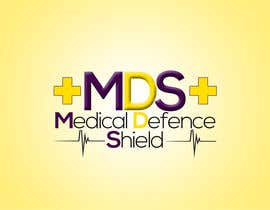 #136 untuk Design a new Flat Logo for Medical Defence organisation oleh niceclickptc