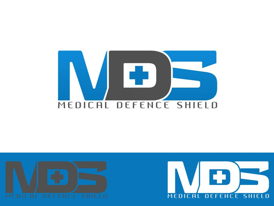 Inscrição nº                                         83                                      do Concurso para                                         Design a new Flat Logo for Medical Defence organisation