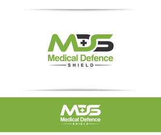 #137 untuk Design a new Flat Logo for Medical Defence organisation oleh SergiuDorin