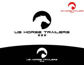 #1 for Design a Logo for US Horse Trailers by smelena95