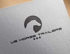 #3 for Design a Logo for US Horse Trailers by smelena95