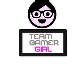 #15 untuk Design a Logo and a Banner for the Website of a Gamer Girl Model Agency oleh JennyJazzy