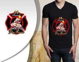 #4 for Design a Logo for ALL JAK'd UP Pig Roast af webexpo