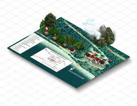 #7 untuk Create two cute maps of a resort oleh ranco81