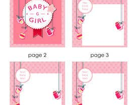 mayoo7a tarafından Baby Book Concept Design and Page Layouts için no 17