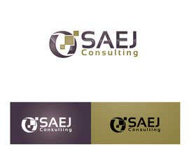 #103 for Design a logo for our company SAEJ Consulting af MED21con